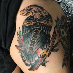 Detroit Michigan Tattoo Artist 4