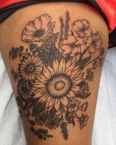 Detroit Michigan Tattoo Artist 14