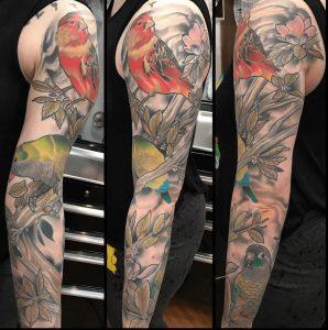 Detroit Michigan Tattoo Artist 33