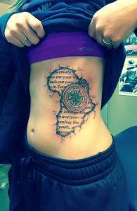 Detroit Tattoo Artist Jennifer Elliott 2