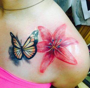 Detroit Tattoo Artist Jennifer Elliott 3