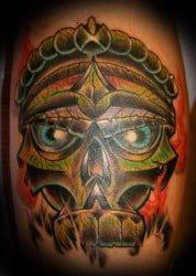 Detroit Tattoo Artist John Madigan 1