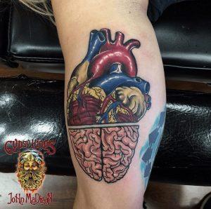 Detroit Michigan Tattoo Artist 12