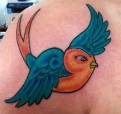 Detroit Tattoo Artist Jon Joslin