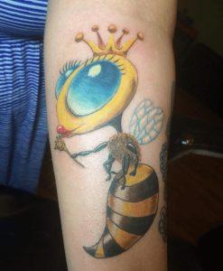 Detroit Tattoo Artist Kristian Slywka 3