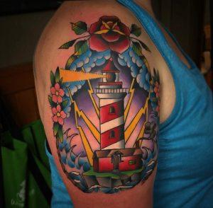 Detroit Tattoo Artist Trent Thompson 2
