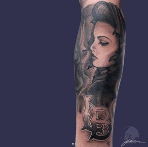 El Paso, Texas Tattoo Artist 5