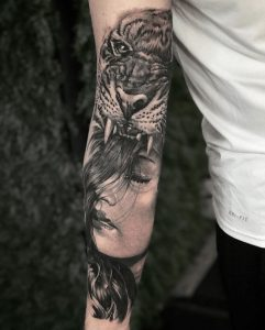 Best Realism Tattoo Artist 13