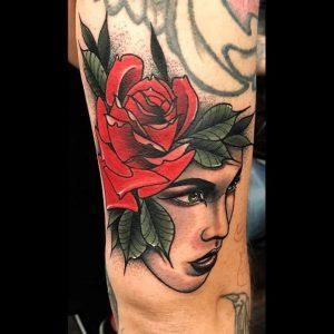 El Paso, Texas Tattoo Artist 3