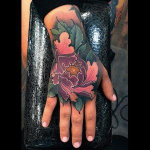 El Paso, Texas Tattoo Artist 4