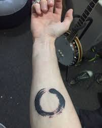 Enso Tattoo Meaning 16
