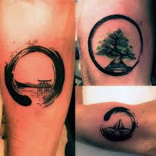 Enso Tattoo Meaning 33
