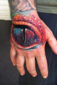 Portland Tattoo Artist 19