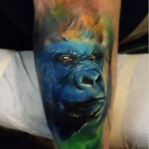 Portland Tattoo Artist 20
