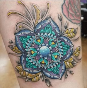 Dallas Tattoo Artist 54
