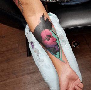 Dallas Tattoo Artist 52