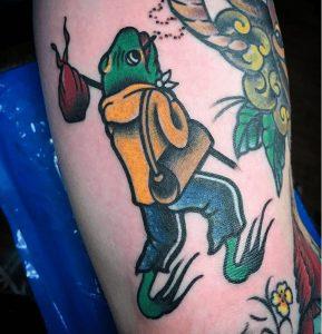 Dallas Tattoo Artist 80