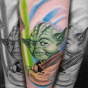 Dallas Tattoo Artist 60