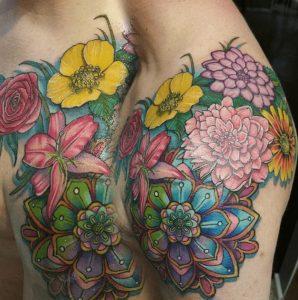 Dallas Tattoo Artist 61