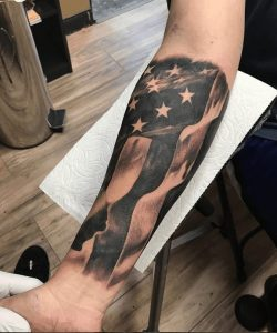 Fresno California Tattoo Artist 10