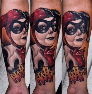 Best Realism Tattoo Artist 10