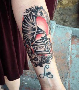 Fresno California Tattoo Artist 6