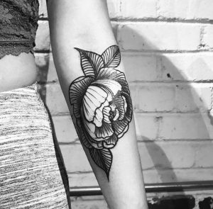 Black and Grey Tattoo Artist 10