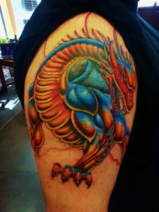 Fresno Tattoo Artist Frankie Moreno 4
