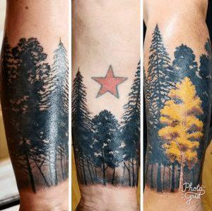 Fresno California Tattoo Artist 13
