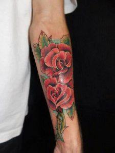 Fresno Tattoo Artist Jake 3