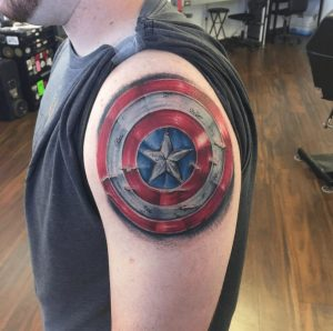 Fresno Tattoo Artist Joshua Newman 4