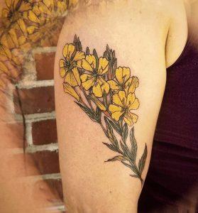 Fresno California Tattoo Artist 12