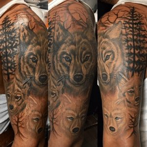 Fresno Tattoo Artist Rico Saldivar 1
