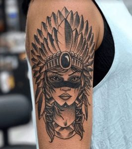 Norfolk Virginia Tattoo Artist 33