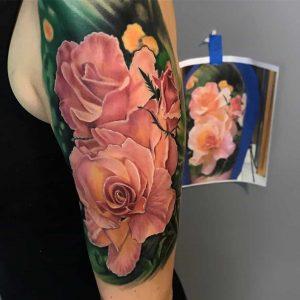 San Antonio Tattoo Artist 16