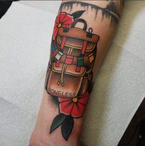Grand Rapids Tattoo Artist Alex Del 1