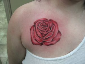 Grand Rapids Tattoo Artist Chris Miller 1