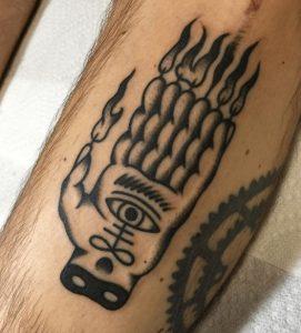 Grand Rapids Michigan Tattoo Artist 7