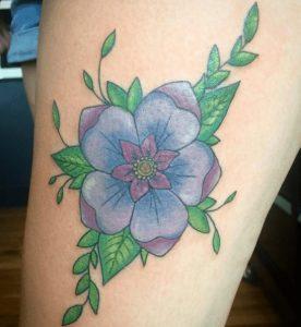 Grand Rapids Michigan Tattoo Artist 11