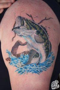 Grand Rapids Tattoo Artist Eric 2