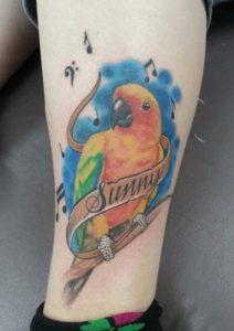 Grand Rapids Tattoo Artist Joey 1