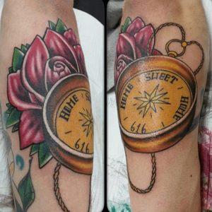 Grand Rapids Tattoo Artist Joey 3