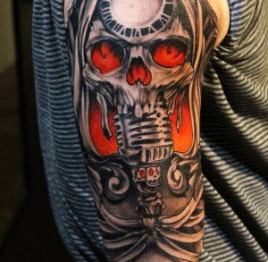 Grand Rapids Michigan Tattoo Artist 16