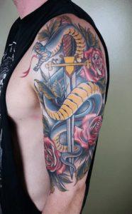 Grand Rapids Michigan Tattoo Artist 9