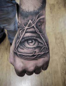 Grand Rapids Michigan Tattoo Artist 17