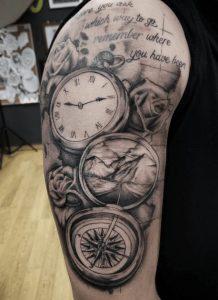 Grand Rapids Michigan Tattoo Artist 18