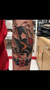 Dallas Tattoo Artist 7