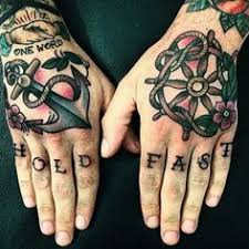 Hold Fast Tattoo Meaning 12