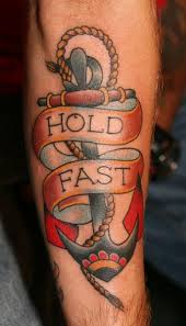 Hold Fast Tattoo Meaning 2