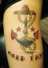 Hold Fast Tattoo Meaning 21